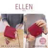 กระเป๋าสตางค์ผู้หญิง ELLEN สีแดง Red