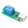 5V 1-Channel USB Control Switch Relay Module for PC