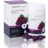 Healthessence Red Grape Seed 55,000mg สกัดจากเมล็ดองุ่นแดง 55,000 mg. เกรดที่ดีที่สุด โดสสูงสุด เข้มข้นสุดๆ ดึมซึมง่าย เห็นผลไว 1 ปุก 100 เม็ด