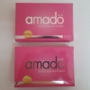 amado อมาโด้ ชมพู 2 กล่อง (1600)