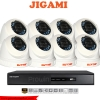 JIGAMI (( Camera+DVR set8 )) D56C0TIRP x8 7208HGHI-F1 x1