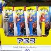 พร้อมส่ง ** Pez - Justice League ลูกอมรสสตรอเบอร์รี่และส้ม มาพร้อมกับแท่งใส่ลูกอม 1 ชิ้น