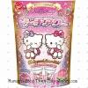 พร้อมส่ง ** Hello Kitty Frothy Peach Flavor Drink ชุดทำเครื่องดื่มฟองนุ่มรสพีช มาพร้อมแก้วลายคิตตี้สุดน่ารัก (แก้วมี 2 ลาย สุ่มให้ในซองนะคะ)