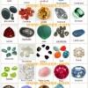 ชนิดของหินสี