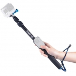 ไม้ Pole กล้อง GoPro ยี่ห้อ Smatree รุ่น S2 [ 16 - 40 นิ้ว ] + ซองรีโมท