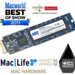 OWC 480GB Aura 6G Solid State Drive for MacBook Air 2010+2011 Edition Pro