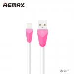 Cable Lightning to USB Cable 1000 MM RC-030i - REMAX (White&Pink)
