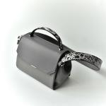 กระเป๋าหนัง รุ่น Aliza (Gray)