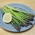Millennium Asparagus Crowns (หน่อไม้ฝรั่งมิลเลนเนียม)