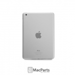 Back Cover iPad mini 1st Wifi Silver