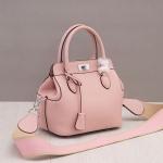 กระเป๋าหนัง toolbox (baby pink)