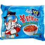 พร้อมส่ง ** Samyang Hot Chicken Ice Ramen มาม่าเผ็ดเกาหลีเย็น แบบแห้ง 151 กรัม มาม่าเกาหลี มาม่าเผ็ดเกาหลี