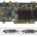 630-6630 ATI Radeon 9600 XT 128MB (DVI/ADC) (8X AGP) Video Card PMG5 (Late 2004),(June 2004)