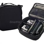 กระเป๋ากล้อง ยี่ห้อ TMC Sport ไซส์ M ( 22 x 20 x 7 cm ) [ดำ]