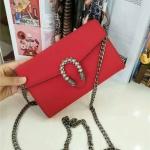 กระเป๋าหนังวัว GC style RED