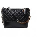 กระเป๋า chanel gabrielle bag size 28 (Black)
