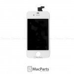 iPhone 4 Display Assembly (LCD, Front Panel/Digitizer Only) White