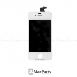 iPhone 4S OEM Display Assembly (LCD, Front Panel/Digitizer Only) White OEM