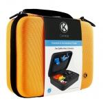 กระเป๋ากล้อง GoPro รุ่น Camkix M [ส้ม] รุ่น ** Limited Edition **