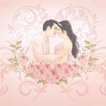 การ์ดงานมงคลสมรสคู่-WEL92101