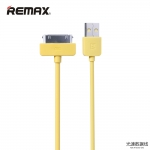 REMAX DR.Cable Light Speed Series RC-006I4 YELLOW