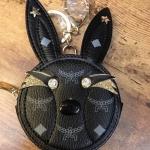 พวงกุญแจน้องกระต่าย Black