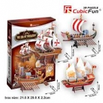The Era of Navigation Mini Model Size 4 Models inside the box Total 75 pcs.