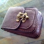 กระเป๋าหนังใส่เครื่องมือหรือมือถือ (Handmade)