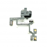 821-1033-A iPhone 4 Headphone Jack & Volume Control Cable