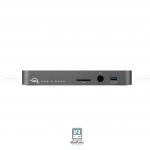 OWC USB-C 10-Por Dock Power Supply- Space Gray