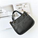 กระเป๋าหนังแท้ รุ่น Linnia (Black)
