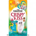 พร้อมส่ง ** Mon Petit - CRISPY KISS [Hawaiian Select] ขนมแมวกรุบกรอบแสนอร่อย รสฮาวายเอี้ยน (หมู ปลา กุ้ง) ผลิตจากวัตถุดิบชั้นดีของญี่ปุ่น ให้น้องเหมียวได้เคี้ยวกรุบๆ ช่วยรักษาฟันด้วยค่ะ