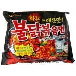 พร้อมส่ง ** Samyang Hot Chicken Flavor Ramen มาม่าเผ็ดเกาหลี แบบแห้ง 140 กรัม