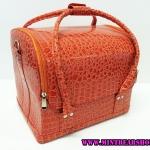 กระเป๋าเครื่องสำอางค์ Series C (Orange)