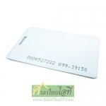 CLI-T18 บัตรคีย์การ์ด 125KHz แบบหนา ราคาขายส่ง