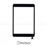 Touch Screen Panel iPad Mini 1,2 Generation (Black) + IC Chip And Button