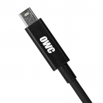 OWC 1M Thunderbolt cable – Black