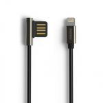 REMAX Lightning Emperor Cable 2.1A i5,i6 Black