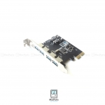4 Port USB 3.0 PCI-Express Adapter For MacPro 2007-2012 , USB 3.0 การ์ด สำหรับ MacPro