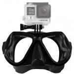 หน้ากากดำน้ำ Freewell Diving Mask 1403 [ดำ]