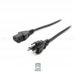 Power cord Volex Computer 1.9 M Black
