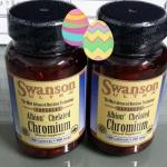 Swanson Ultra Albion Chelated Chromium Glycinate 200 mcg 180 Caps