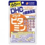 พร้อมส่ง ** DHC Multi Vitamin (60วัน) รวมวิตามินที่จำเป็นต่อร่างกาย ประกอบด้วยวิตามินที่ช่วยบำรุงสุขภาพและสมอง ทานตัวเดียวได้รับวิตามินครบถึง13 ชนิด