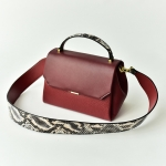 กระเป๋าหนัง รุ่น Aliza (Red)