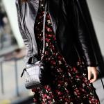 กระเป๋าหนัง รุ่น Cherry ramy Bags (Black)