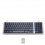 Apple USB Keyboard (Us) Tangerine , คียบอรด์ USB สีส้น พร้อมปุ่ม อังกฤษ