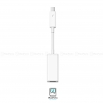 Apple Thunderbolt to FireWire Adapter Used สภาพ 70%