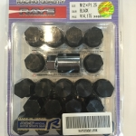 น็อตอลูมิเนียม ของแท้ RAYS 35MM สีดำ