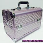 กระเป๋าเครื่องสำอางค์ Series D (Purple)