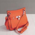 กระเป๋าหนัง รุ่น Jypsiere Orange Size 28